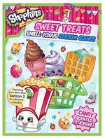 Sweet Treats Sticker Book