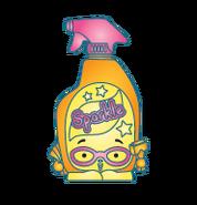 Squeaky Clean 2-097