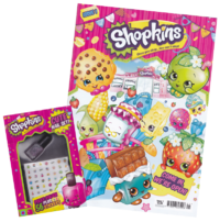 Shopkins Magazine Issue 1 Gifts