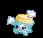 Fluffy souffle