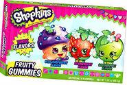 Shopkins fruity gummies