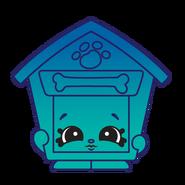 Pup e house variant art