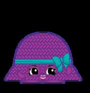 Hattie hat variant art