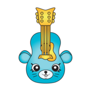 Plucky guitar ct variant art
