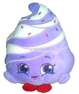 Mary meringue plush