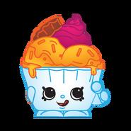 Ice cream queen art