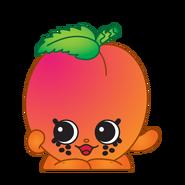 April apricot art