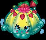 Cute Fruit Jello Official Art
