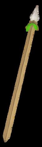 File:Item wooden spear.png
