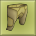 Item icon gold plated pants