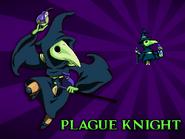 Body Swap Plague Art