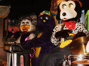 1-Stage animatronics