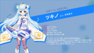 Tsukino's Profile