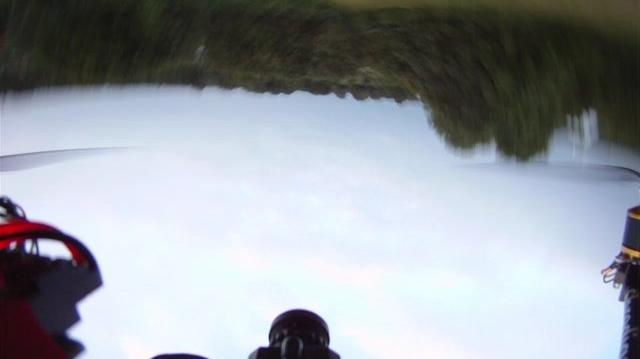 41 FPV flips in two minutes