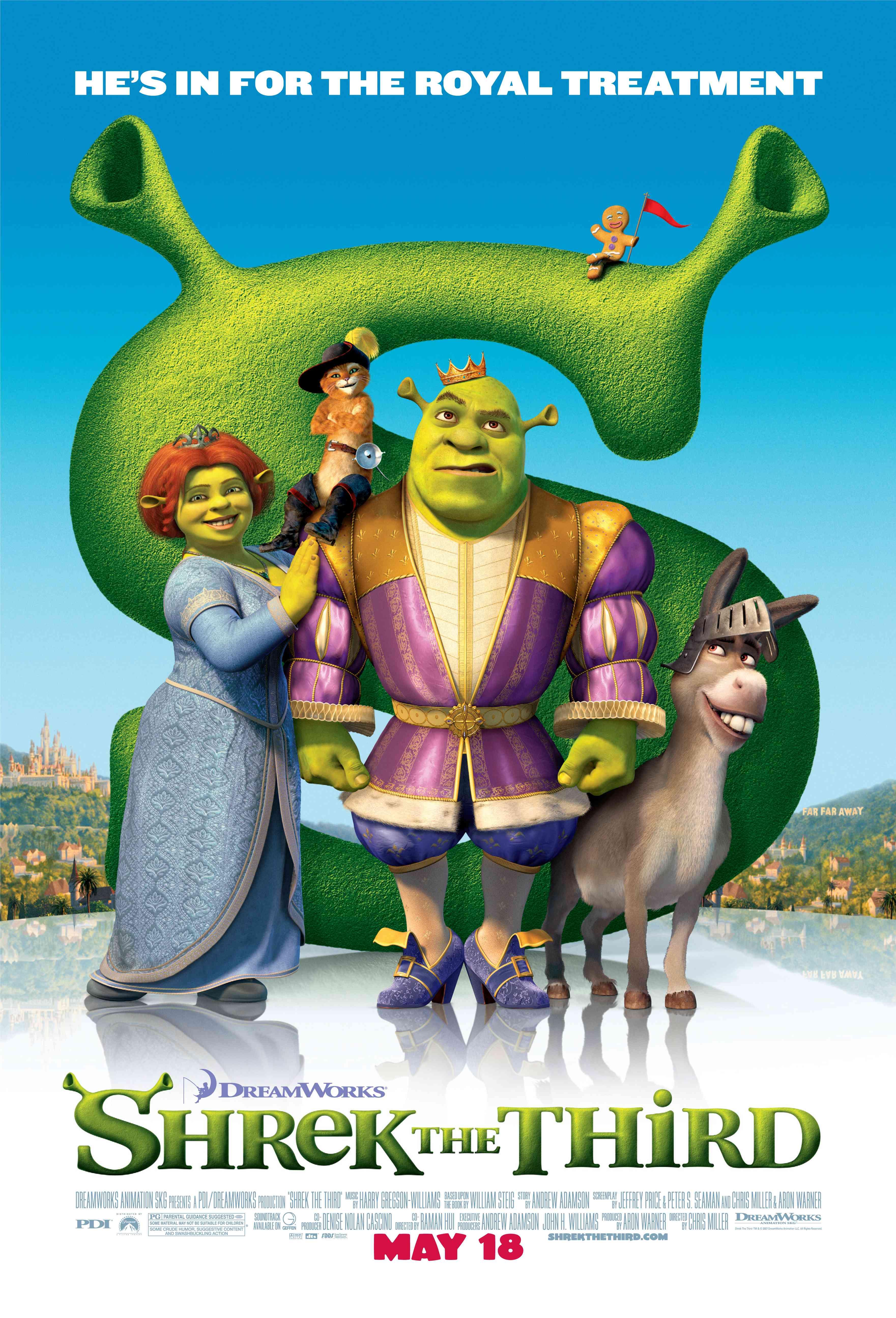 Shrek the Third : WikiShrek : FANDOM powered by Wikia