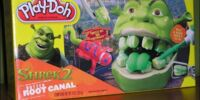 Play-Doh: Rotten Root Canal