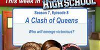 A Clash of Queens