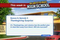 ThanksgivingSurprise