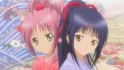 Nadeshiko and Amu