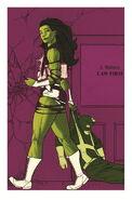 She-Hulk Vol 3 3 Anka Variant Textless