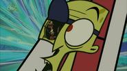 Pamplemoose's eye