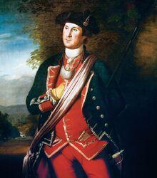 1772 Washington Colonel Uniform