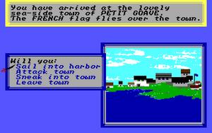 1987 City EntryMenu