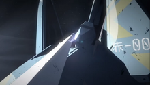 Mochikuni evade Norio's attack