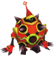 Scorching sphere