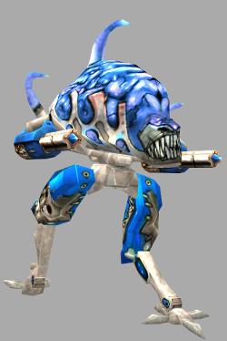 Biomechanoid minor