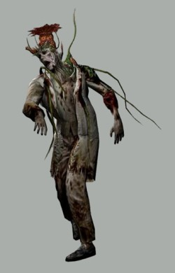 Botanic zombie