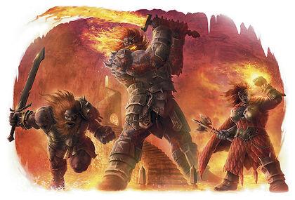 Fire giants 2