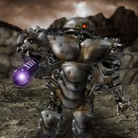 D3-Gen Battle Robot