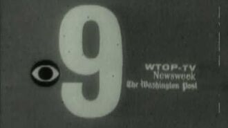 WTOP-TV 9 (now WUSA) Sign-Off 1964 Re-creation