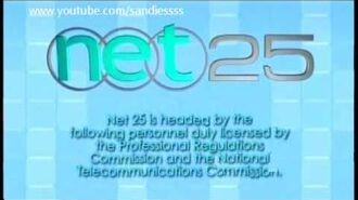 NET25 - Sign on and Sign off -October 2011-