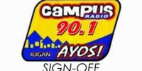 DXND 90.1 Iligan Sign On and Sign Off