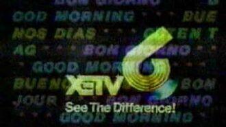 XETV San Diego 1987 - New Broadcast Day