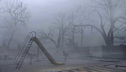 Playground from Silent Hill: Homecoming