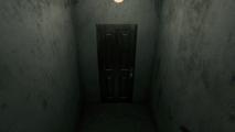 Stairs door