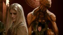 Claudia Wolf in Revelation 3D
