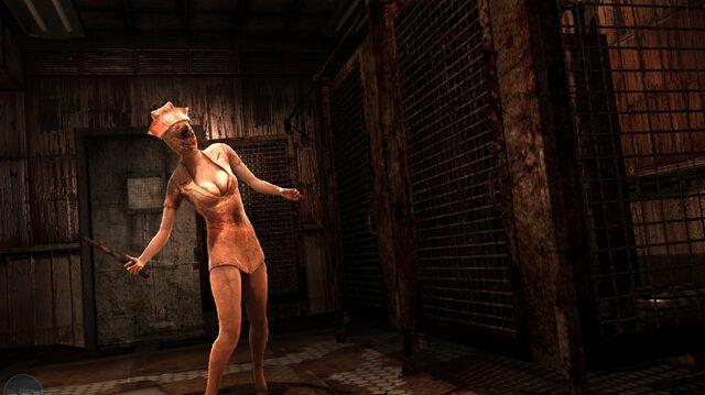 File:Silent hill nurse by xlr8fanxd-d38f735.jpg