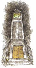 Clocktower - Concept Art