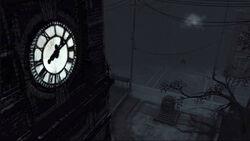 Shepherd's Glen Town Hall's Clock Tower