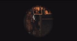 Butcher inside Room 503