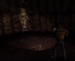 Silent Hill Origins Momma fight