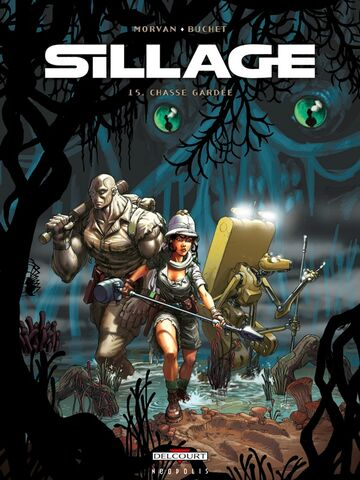 File:French cover Sillage 15.jpeg