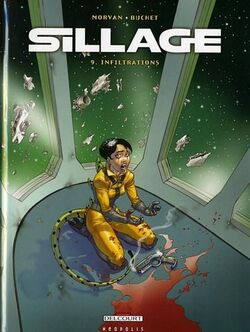 Sillage 09 infiltrations cover