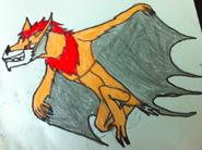 Ares Vampyrum Foxwing Mastiff
