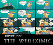 Webcomic Silverwing One