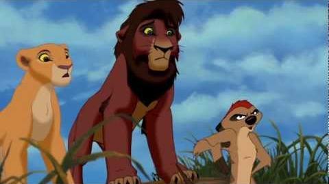 The Lion King 2 Kiara's Hunting Lesson